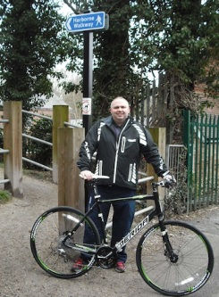 i-Cycle manager Shaun
